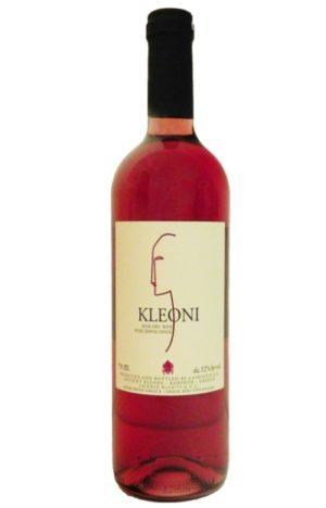 Kleoni Rose Dry Wine 750ml Lafkiotis-0