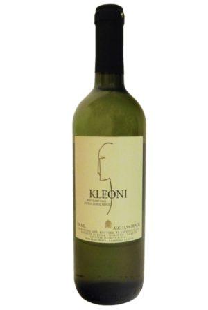 Kleoni White Dry Wine 750ml Lafkiotis-0