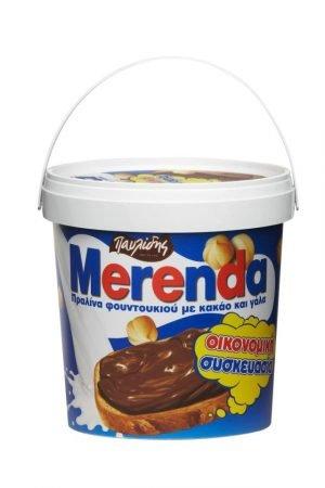 Merenda Chocolate & Hazelnut Spread 1kg-0
