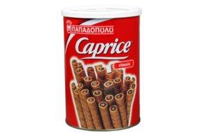 Caprice Praline-Cream filled Wafers 400gr Papadopoulou-0