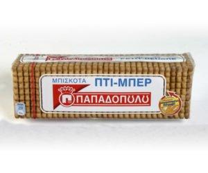 Petit-Beurre Biscuits 225gr Papadopoulou-0