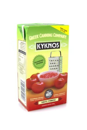 Kyknos Trimmed Tomatoes 500gr-0