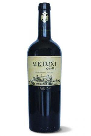 Metochi Red Wine 750ml Tsantali-0