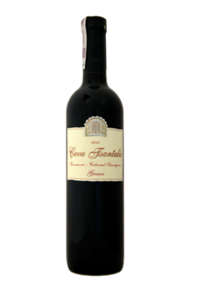 Cava Makedonikos Red Wine 750ml Tsantali-0