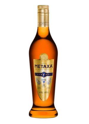 Metaxa 7* Star Brandy 700ml-0