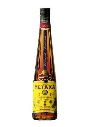 Metaxa 5* Star Brandy 700ml-0