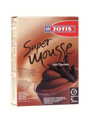 Super Mousse Chocolate 234gr Jotis-0