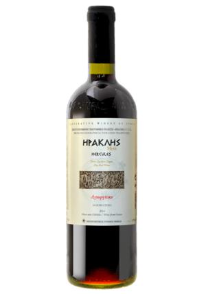 Hercules Agiorgitiko Red Dry Wine 750ml Nemea Cooperative-0