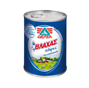 Vlachas Evapored Unsweetend Milk 388ml-0