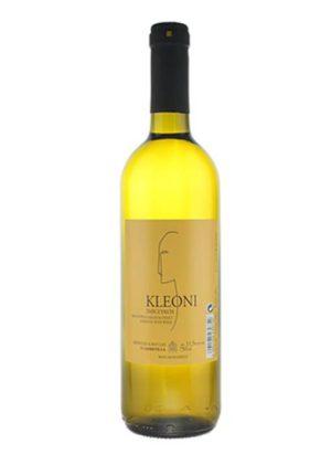 Kleoni Semi Sweet White Wine 750ml Lafkiotis-0