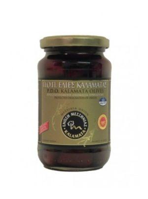 Kalamata PDO Olives 370ml - Messinia Union-0