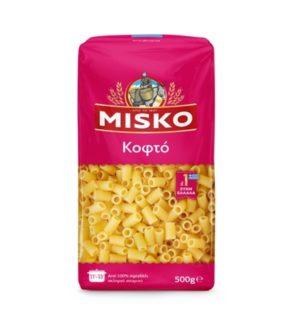 Rigatonni - Kofto Makaronaki 500gr Misko -0