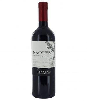 Naousa Red Wine 750ml Tsantali-0