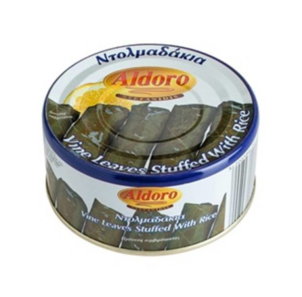 Dolmades Vine leaves stuffed with rice 280gr Aldoro-0