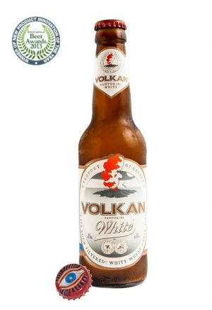 Volkan White Wheat Speciality Beer 330ml-0