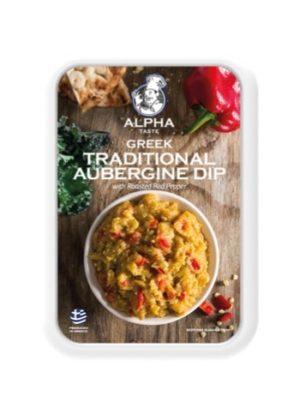Aubergine Dip 200gr Alpha Taste-0