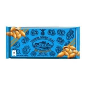 Dark-Chocolate-almonds-Ygeias-Pavlidis-100gr-agora-greek-delicacies