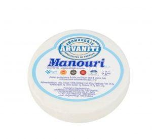 Manouri cheese PDO 170gr Arvanitis-0