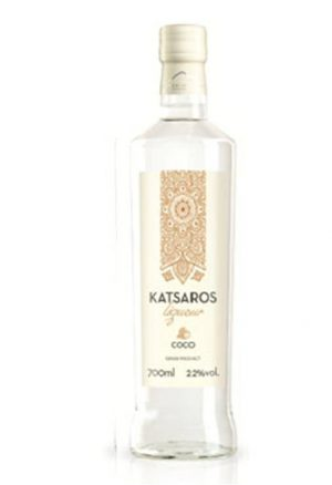 Coconut Liqueur 700ml Katsaros-0