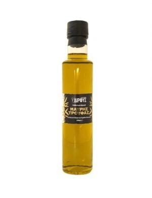 Black Truffle Infused Greek Extra Virgin Olive Oil 250ml Dirfis-0