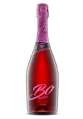 BOheme Rose Demi Sec Sparkling Wine 750ml Cair-0