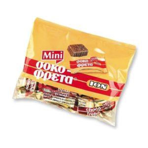 ION Sokofreta mini Chocolate Wafer 210gr bag-0