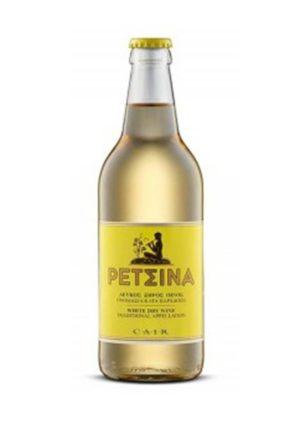 Retsina White Wine 500ml Cair-0