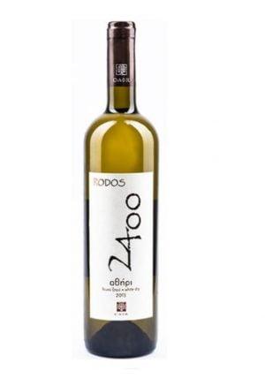 Rodos 2400 White Wine 750ml CAIR-0