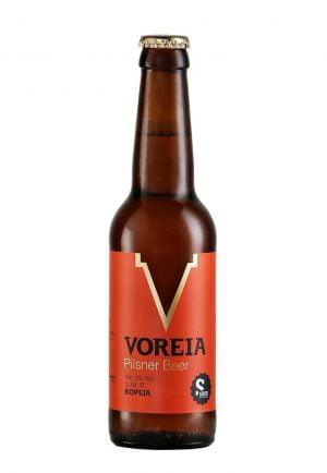 Voreia Pilsner Beer 330ml-0