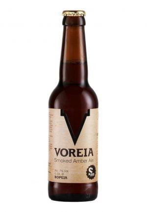 Voreia Smoked Amber Ale 330ml-0