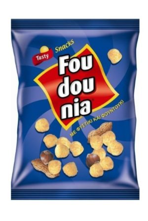 Foudounia corn snack 105gr Tasty-0