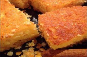 Portokalopita - Orange Phylo Pastry with honey syrup 420gr Rodoula-0