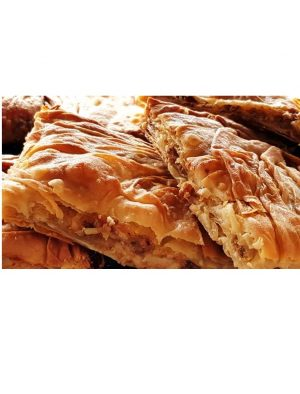 2 x 1kg Kimadopita - Beef Mince pie 2kg-0