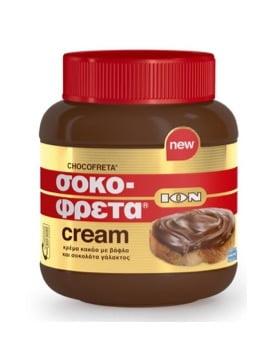 Sokofreta Chocolate & Wafer Spread 380gr ION-0
