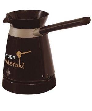 Electric Briki - Greek Coffee Maker - Singer Meraki -0