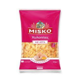 Hilopites medium pasta 500gr Misko-0