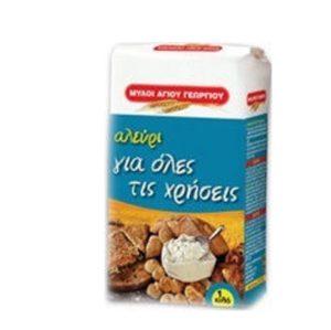 Flour for all uses 1kg Ag.Georgiou-0