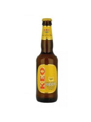 KEO Cypriot Lager Beer 330ml-0