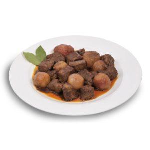 Stifado - Beef Casserole with onions 400gr Elfa-0