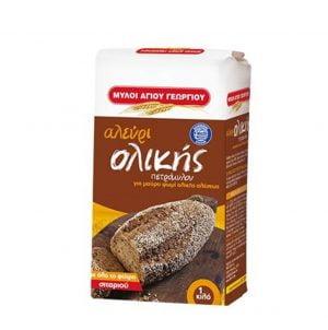 Wholemeal Flour 1kg Ag.Georgiou-0