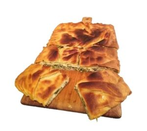 Spanakopita - Spinach and Cheese Pie 1kg -0