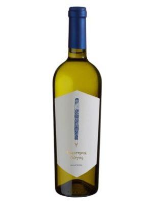 Emmetros Logos White Wine 750ml Tsantali-0