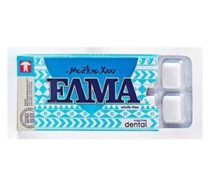 Elma Chios Sugar-Free Dental Gum with Mastic Aroma-0
