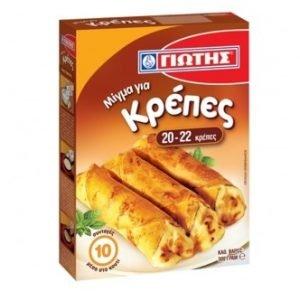 Crepes Mix 300gr Jotis-0