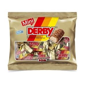ION Derby Mini Chocolate Bars 270gr bag-0