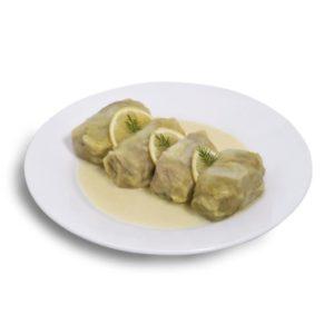 Lachanodolmades - Stuffed cabbage rolls 400gr Elfa-0