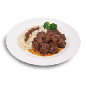 Mosxaraki Kokkinisto - Beef with red sauce 250gr Elfa-0