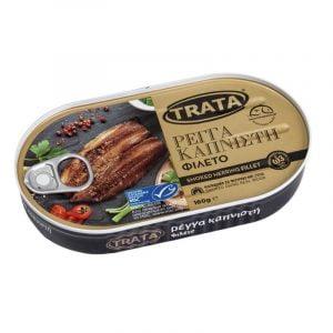 Smoked-herring-fillet-160g-trata-Agora-Greek-Delicacies