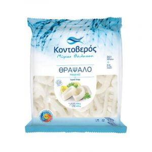Squid Rings raw 500gr Kontoveros-0